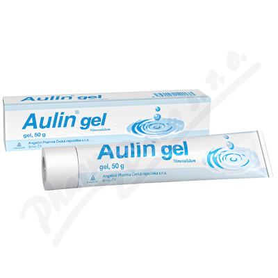 Aulin 30mg/g gel 50g
