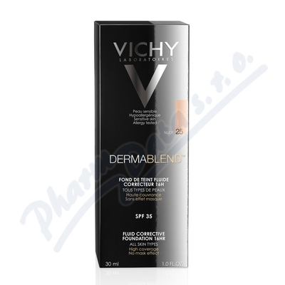 VICHY Dermablend Korekč.make-up 25.30ml
