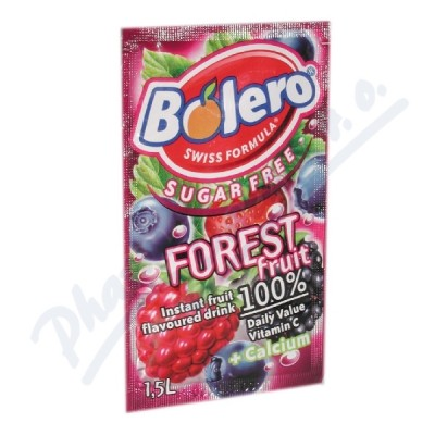 BOLERO inst.náp.dia Forest Fruit 8g