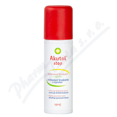 AKUTOL STOP spray 60 ml