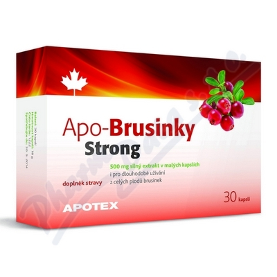Apo-Brusinky STRONG 500mg 30cps.