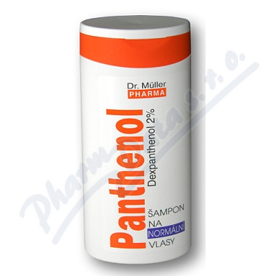 DR.MULLER Panthenol š.na nor.vl. 250 ml