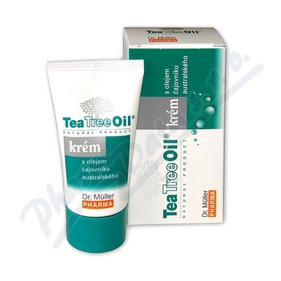 DR.MULLER Tea Tree Oil krém, 30 ml