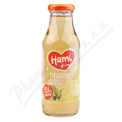 HAMI nápoj hr.medu.300ml4M 406936 624543