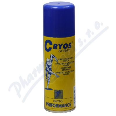 CRYOS SPRAY-synt. led ve spreji 200ml
