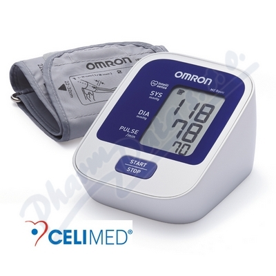 Tonometr OMRON M2 Basic (CELIMED)