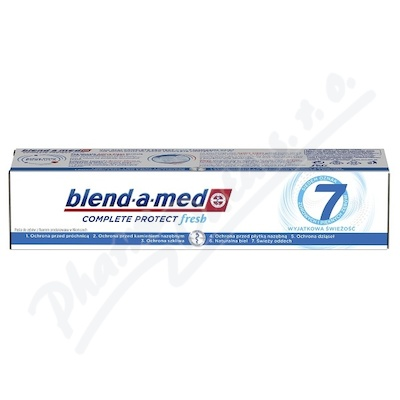 Blend-a-med Complete 7 Xtreme Fresh 100
