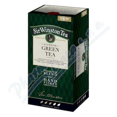 Sir Winston Highland Green Tea n.s.20x1.75g