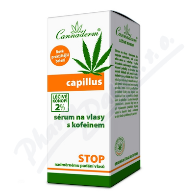 Cannaderm Capillus vlas.sérum s kof.40ml
