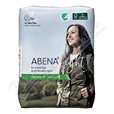 Abena ink.vložka light mini plus 1A.16ks
