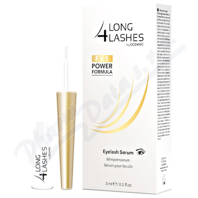 Long 4 Lashes FX5 sérum na řasy 3ml