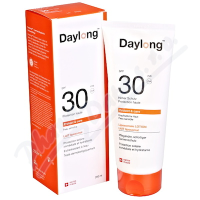 Daylong Protect&Care SPF30 Lotion 200ml