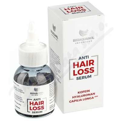 BIOAQUANOL INTENS.Anti HAIR LOSS Serum50
