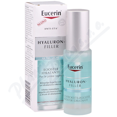 EUCERIN hyaluron filler hydrat.boot.30ml