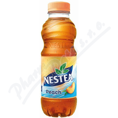 NESTEA Black Tea Peach 500ml PET